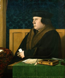 Portrait of Thomas Cromwell, Hans Holbein the Younger, (1532–1533)