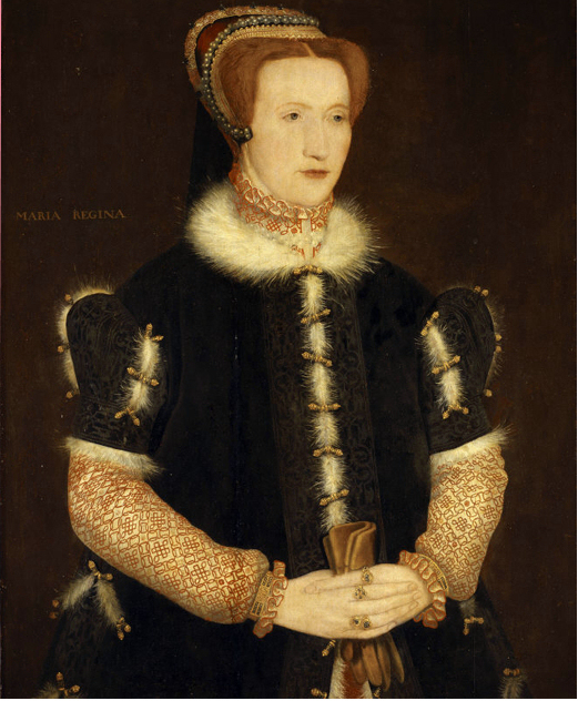 """Bess of Hardwick as Mistress St Lo"" by Unknown - http://gouk.about.com/od/englandtravel/ss/visithardwick_2.htm. Licensed under Public Domain via Commons"