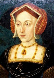 Image now believed to be Anne Boleyn is similar to Moost Happy medal