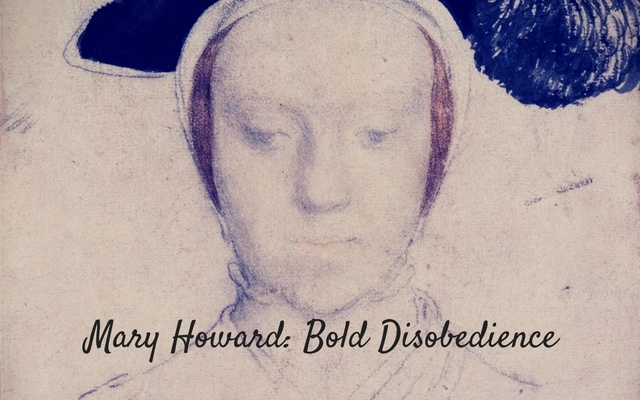Mary Howard- Bold Disobedience