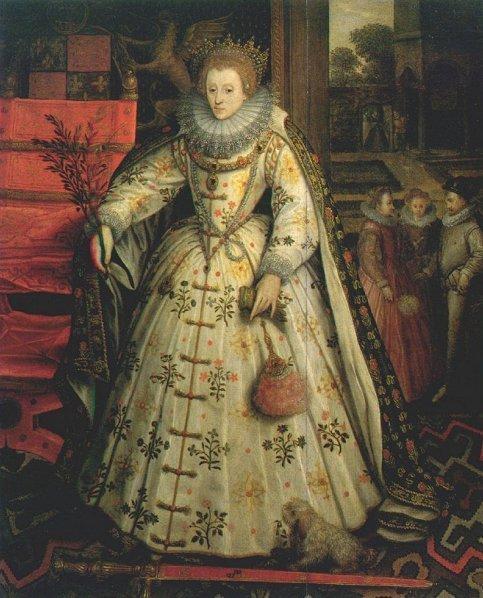 Queen Elizabeth 1 Of England Timeline Timeline: Eliza...