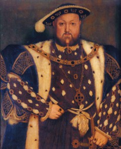After Hans Holbein the Younger (1497/8-1543) Henry VIII (1491-1547) c.1570-99 Oil on panel