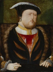 by Unknown artist, oil on panel, circa 1535-1540 / NPG 1376