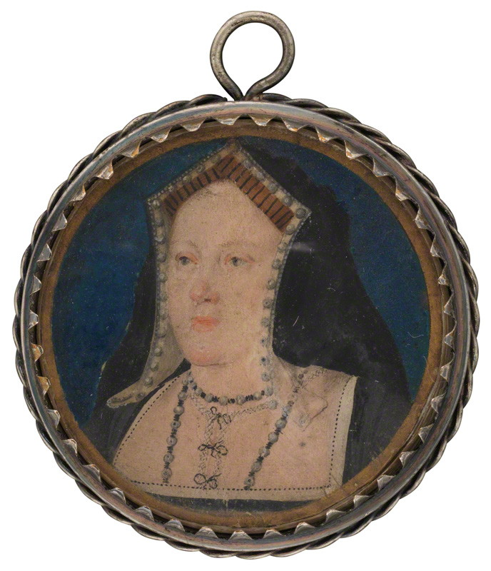 attributed to Lucas Horenbout ; NPG L244