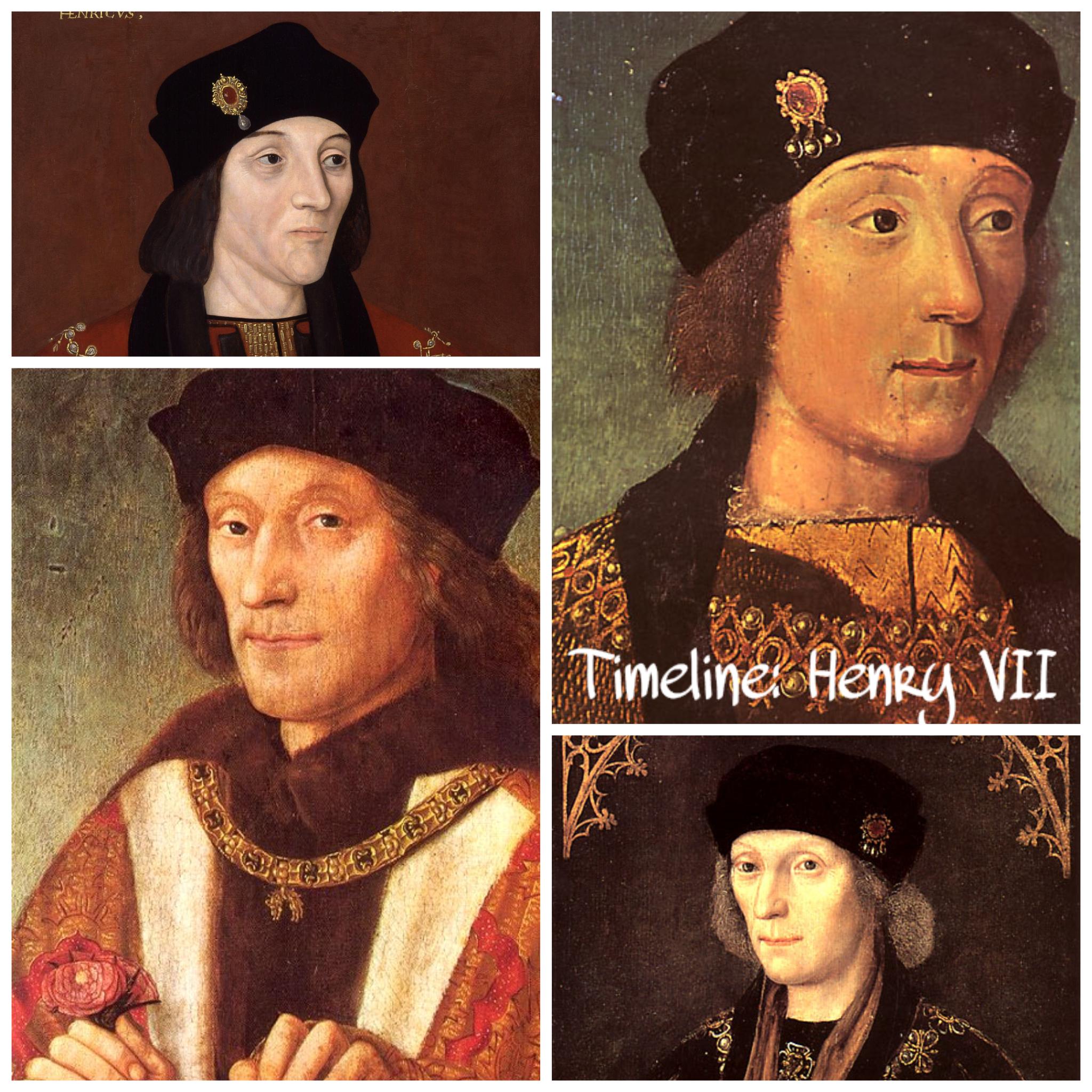 Henry Tudor Archives - Tudors Dynasty
