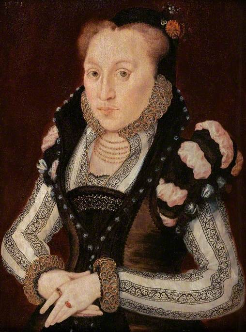 Eworth, Hans; Lady Mary Grey (1545-1578); The Chequers Trust; http://www.artuk.org/artworks/lady-mary-grey-15451578-56119
