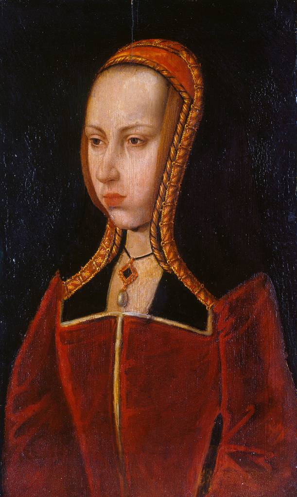 Margaret of Savoy c. 1500