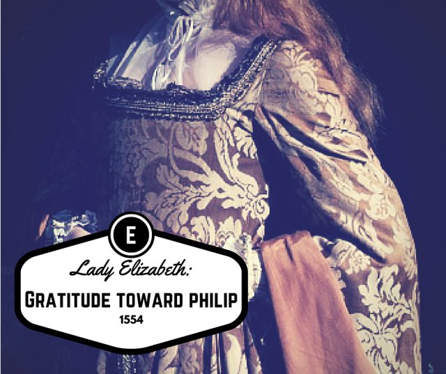 Lady Elizabeth- Gratitude Toward Philip (1)