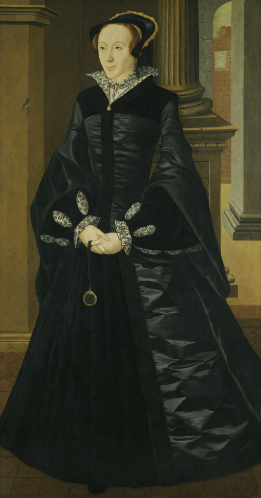 Portrait thought to be Margaret Douglas; c. 1546