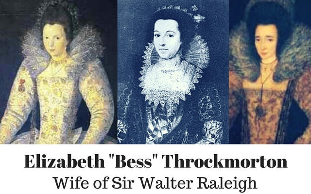 Elizabeth -Bess- Throckmorton