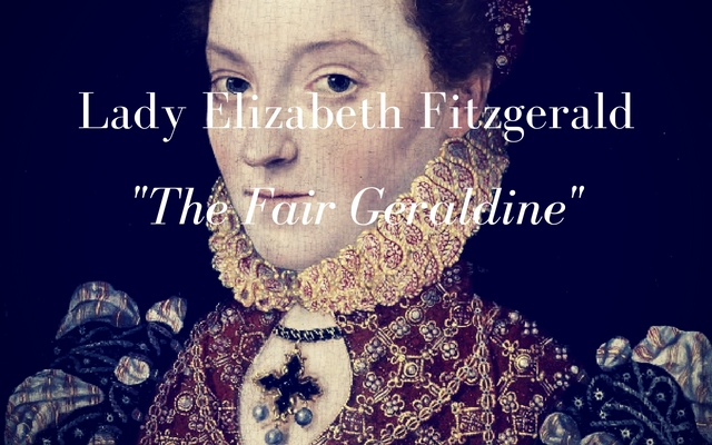LADY ELIZABETH FITZERALD