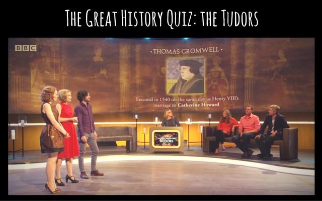 The Great History Quiz- Tudors