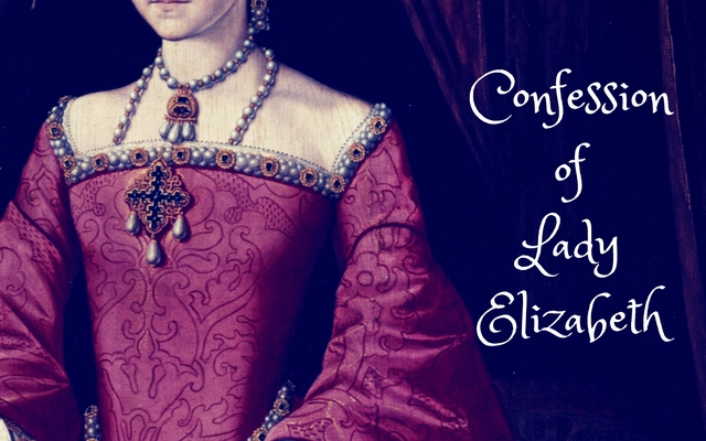 Confession of Lady Elizabeth