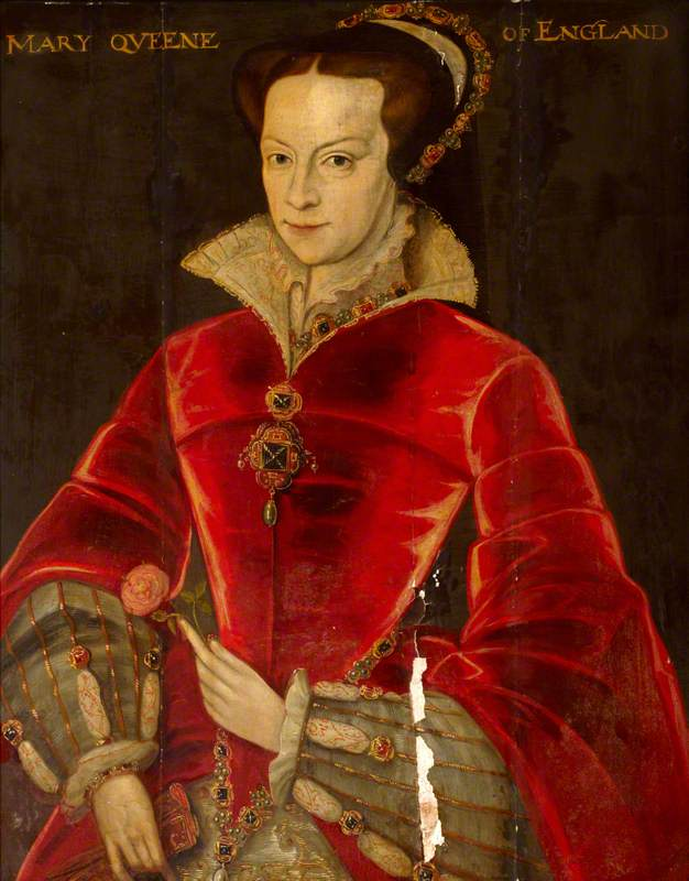 Mor, Antonis; Mary I (1516-1558); National Trust, Petworth House; http://www.artuk.org/artworks/mary-i-15161558-219592