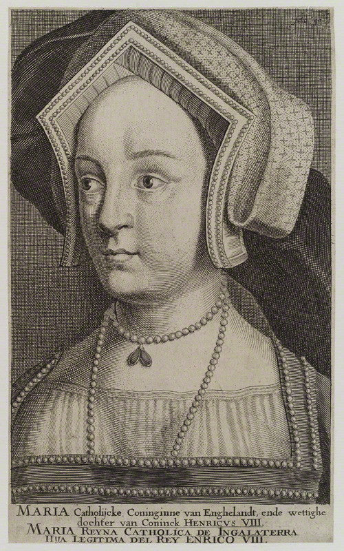 after Hans Holbein the Younger line engraving, circa 1700 NPG D17826