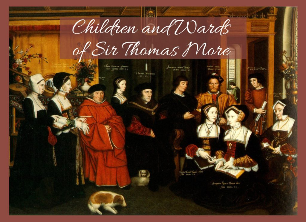 sir thomas mores childhood