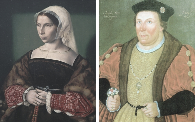 Anne Stafford and Edward Stafford, 3rd Duke of Buckingham