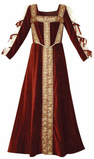 Jane Seymour Dress