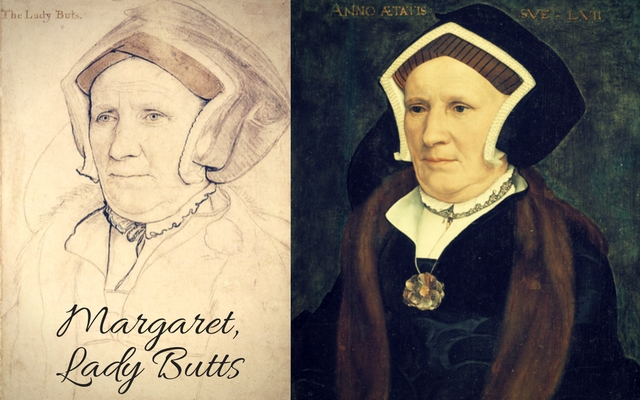 Margaret Butts, c. 1541 – c. 1543