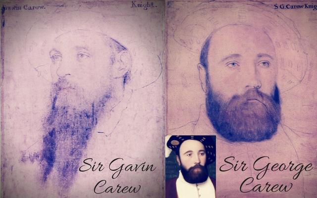 Gavin Carew c.1532 – c.1543