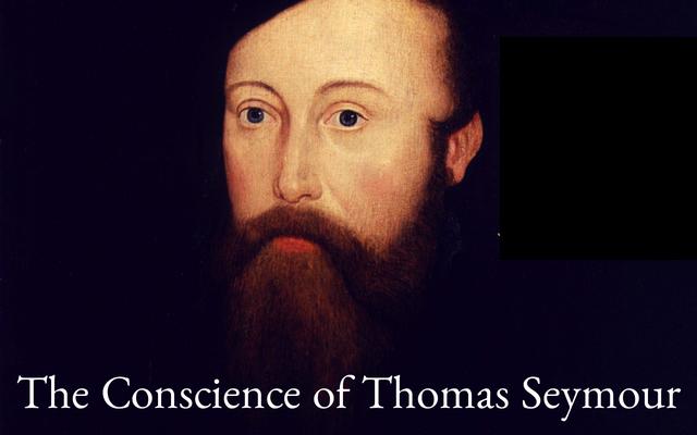 Portrait of Thomas Seymour